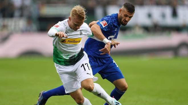 Schalke 04 und Borussia Mönchengladbach bestreiten den Rückrundenauftakt