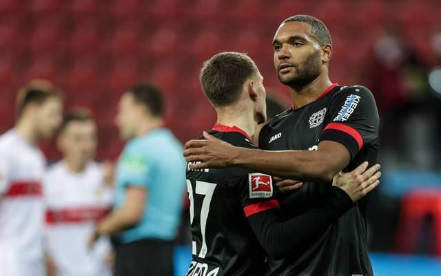 Jonathan Tah schwärmt von seinem Teamkollegen Florian Wirtz
