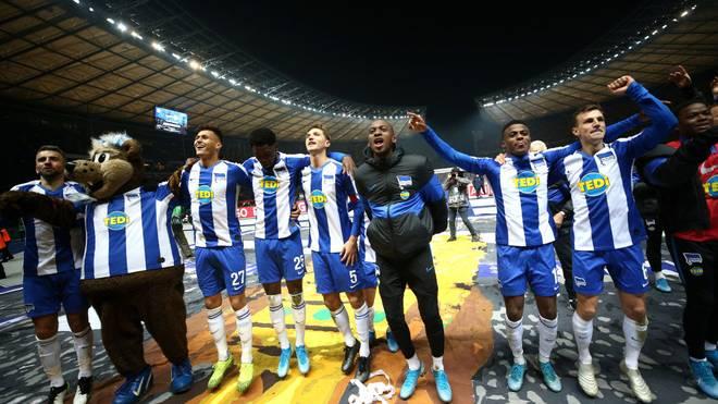 Hertha BSC hat sein Eigenkapital verfünffacht