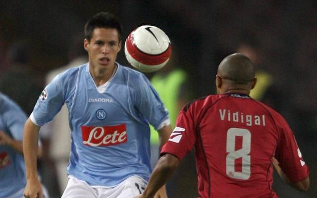 Marek Hamsik wechselte 2007 zum SSC Neapel - damals noch mit bravem Look