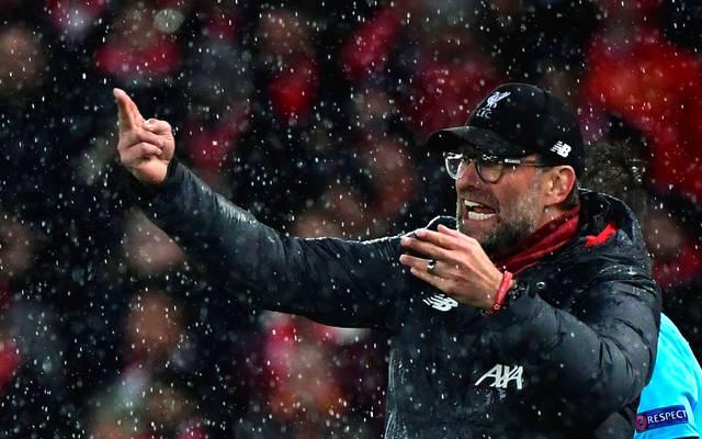 Jürgen Klopp ist Trainer des FC Liverpool