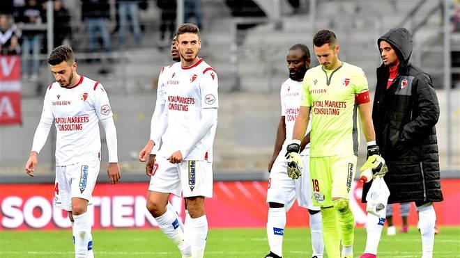 Der FC Sion hat seinen Spielern fristlos gekündigt