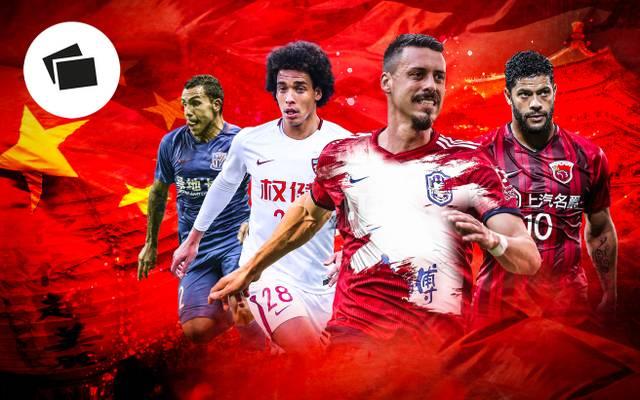 Stars in China