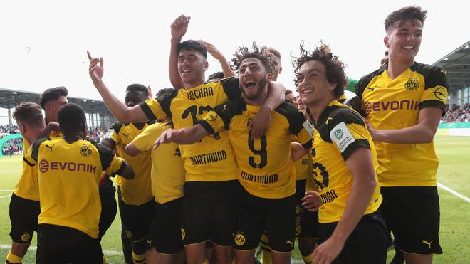U17, Borussia Dortmund, BVB, 1. FC Köln