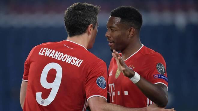 Lewandowski und Alaba reisen nun doch zu ihren Nationalmannschaften
