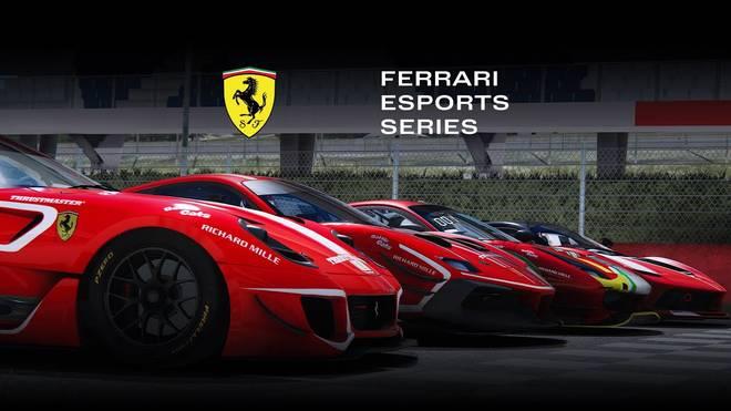 Ferrari Esports Series 2021 - Registrierung ab sofort