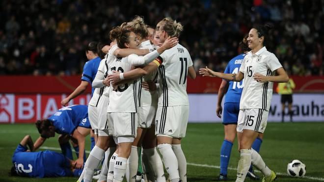 Germany v Italy - Women's International Friendly