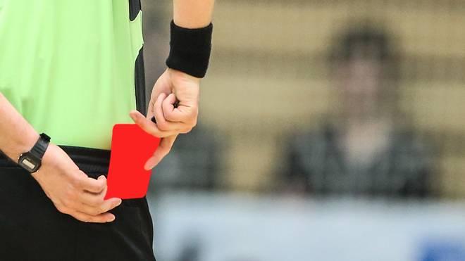 Der Schiedsrichter fühlte sich durch einen Facebook-Kommentar beleidigt