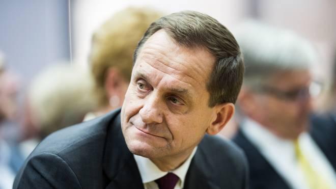 Alfons Hörmann ist Präsident des DOSB