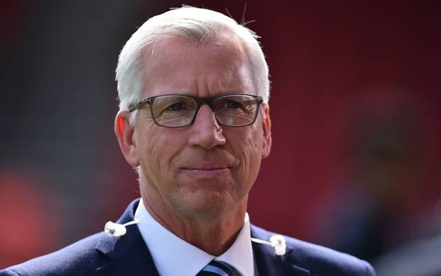 Alan Pardew arbeitete bereits für Newcastle und West Ham