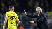 BVB-Trainer Lucien Favre setzt in Nürnberg auf Marius Wolf als Rechtsverteidiger