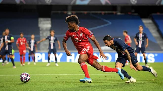 Kingsley Coman erzielte im Champions-League-Finale das Siegtor