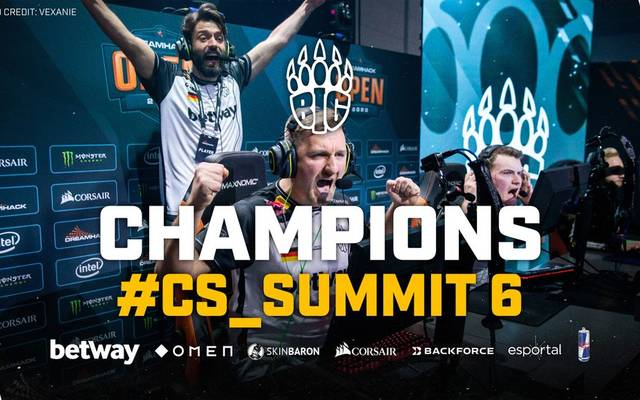 BIG siegen auch beim cs_summit 6