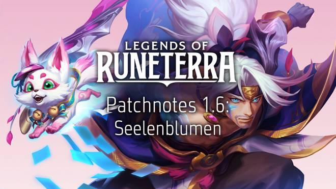 Insgesamt 20 Kartenänderungen bringt der neue Legends-of-Runeterra-Patch mit sich