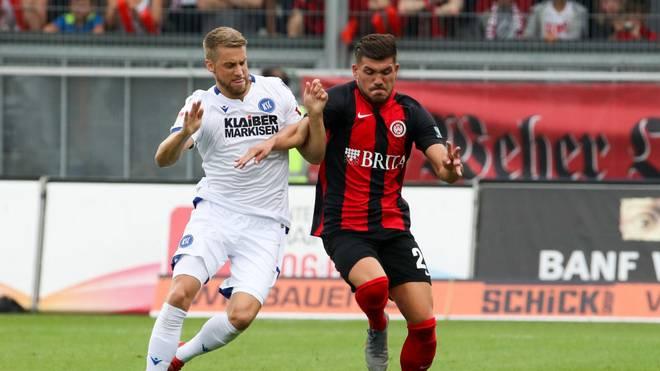 Marc Lorenz vom Karlsruher SC sieht die Plane für den Fußball-Neustart kritisch