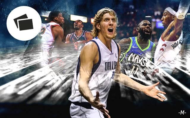 Die größten Einbrüche der NBA-Geschichte