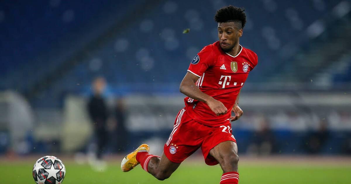 FC Bayern: Coman in Topform wird zum Problem bei Vertragsverhandlungen - SPORT1