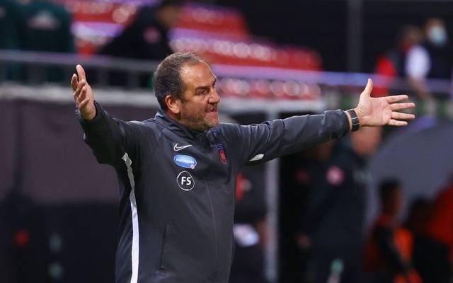 HeidenheimsCach Frank Schmidt verpasste mit seinem Team den Aufstieg