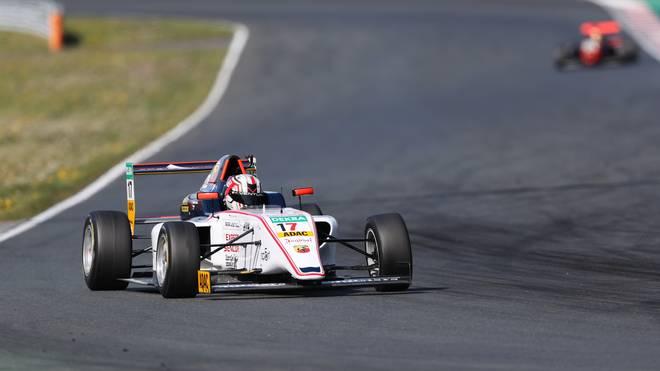 Arthur Leclerc steht noch am Anfang seiner Formel-Karriere