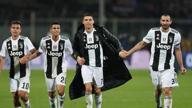 Joao Cancelo, Juventus