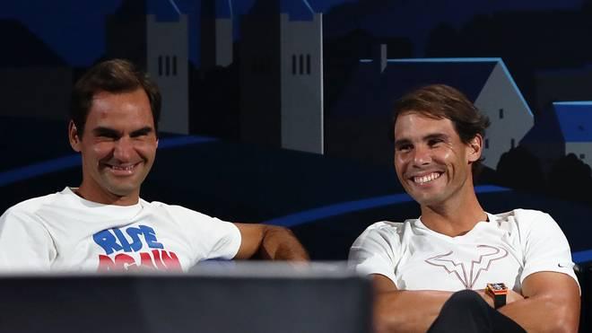 Tennis-Benefizveranstaltung um Roger Federer und Rafael Nadal sammelt 3,3 MIllionen Euro für Australien