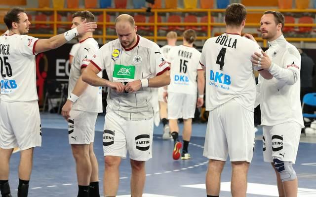 DHB-Team hat noch Chancen auf das Viertelfinale