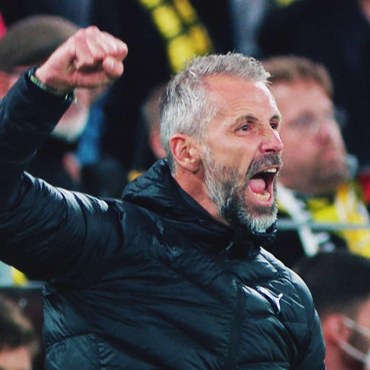 Rose kehrt zurück: Darum freut sich der BVB-Coach auf Gladbach