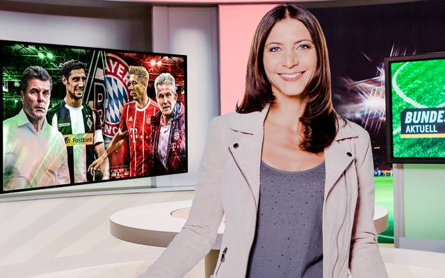 Daniela Fuß führt heute durch Bundesliga Aktuell