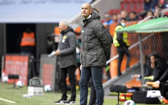 Heiko Herrlich ist seit März 2020 Trainer des FC Augsburg