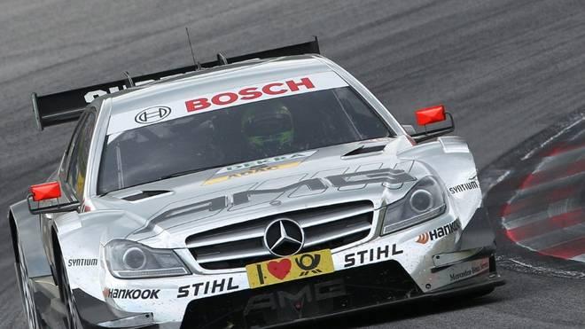 Mercedes wird mit Kundenteams wieder in der DTM starten