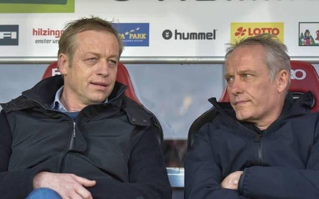 Klemens Hartenbach verlängert langfristig beim SC Freiburg