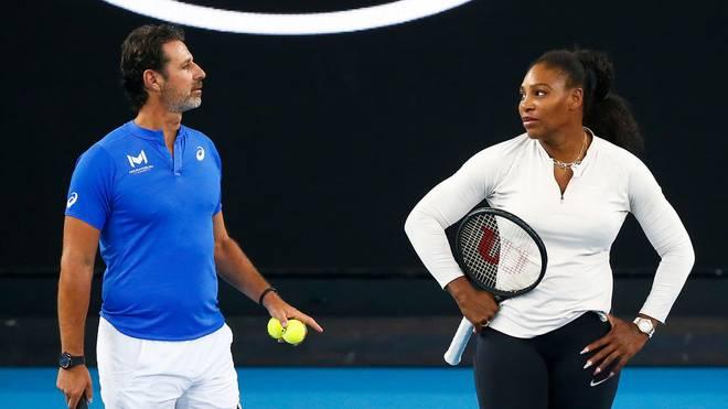 Patrick Mouratoglou formte Serena Williams zu einer der besten Tennisspielerinnen der Geschichte