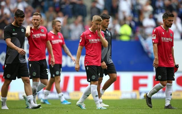 Hannover 96 benötigt gegen Holstein Kiel dringend einen Sieg