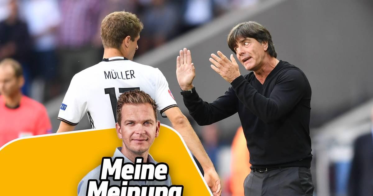 Nationalmannschaft: Thomas Müller kehrt zurück - Kolumne von Tobias Holtkamp