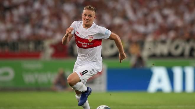 Santiago Ascacibar würde den VfB Stuttgart gerne verlassen