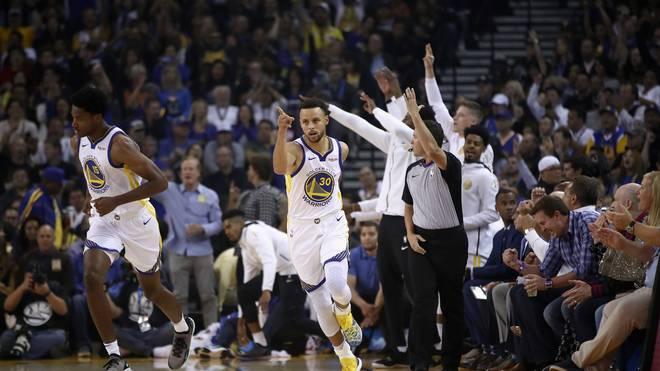 NBA: Oklahoma City Thunder mit Schröder unterliegen Golden State Warriors