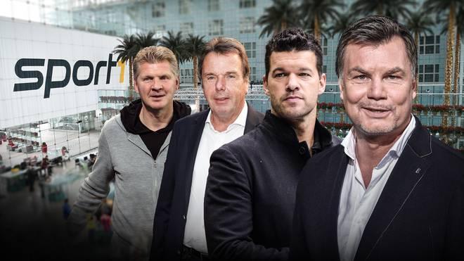 CHECK24 Doppelpass: Ganze Folge vom 02.02. mit Ballack und Bruchhagen - Teil 1