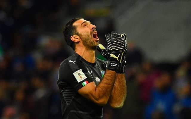 Gianluigi Buffon wird im kommenden Jahr 40 Jahre alt