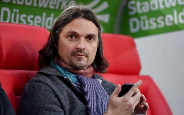 Lutz Pfannenstiel war kürzlich noch Sport-Vorstand bei Fortuna Düsseldorf