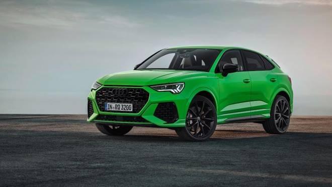 Kompaktes SUV mit 400 PS: Der Audi RSQ3 rollt kommendes Frühjahr zu den Kunden