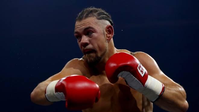 Vincent Feigenbutz v Gaston Alejandro -  Super Middleweight Substitute Fight