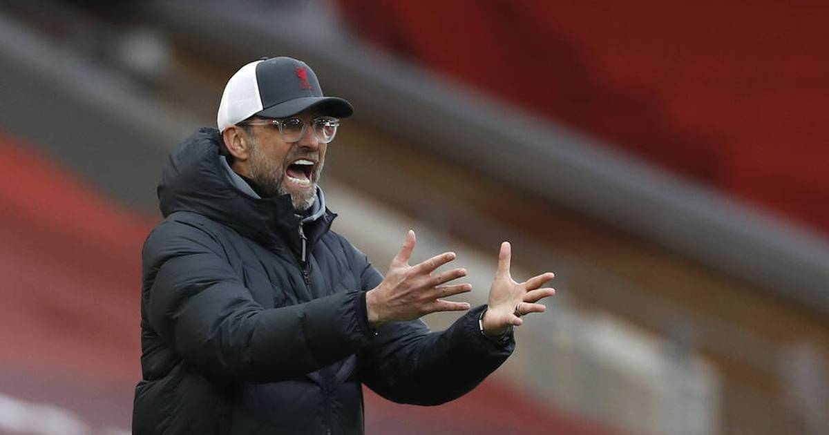 Premier League: FC Liverpool und Jürgen Klopp stecken in historischer Krise