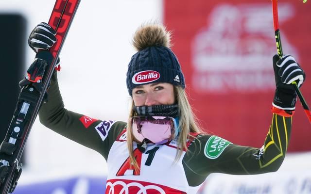 Shiffrin verzichtet auf einen Start beim Weltcup in Lech/Zürs