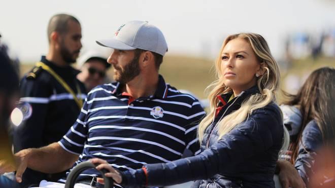 Dustin Johnson und Paulina Gretzky sind seit Jahren verlobt und haben zwei Kinder zusammen