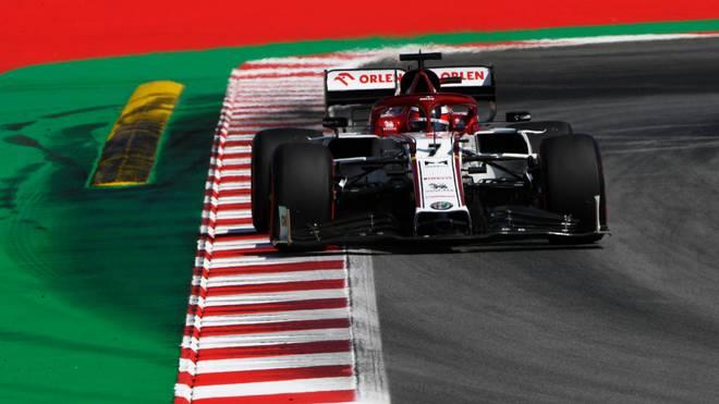 Kimi Räikkönen ist jetzt der Formel-1-Fahrer mit den meisten Kilometern