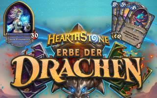 Hearthstone Erbe der Drachen Magier