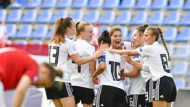 Die deutsche U17 kann in Bulgarien Europameister werden