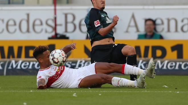 Dennis Aogo (l.) hat sich gegen Bremen am Oberschenkel verletzt