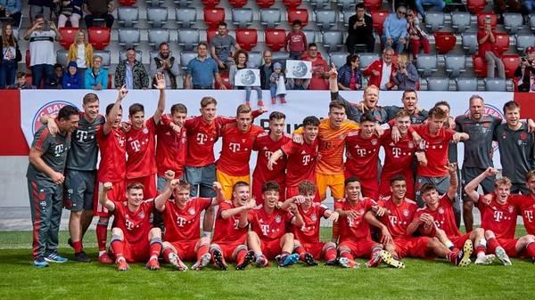 Der FC Bayern kämpft um die Deutsche U17-Meisterschaft