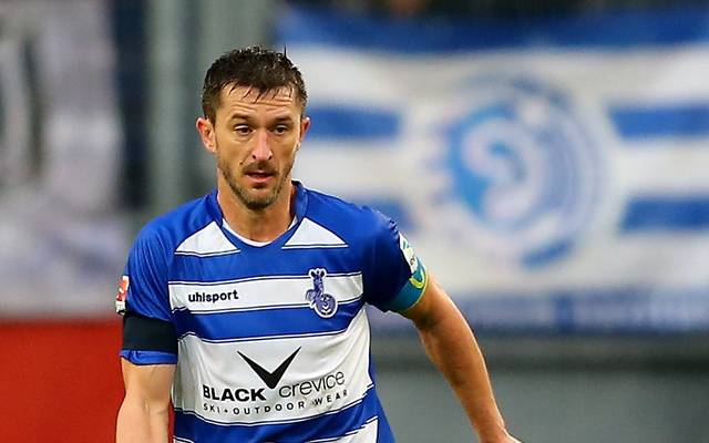 Branimir Bajic vom MSV Duisburg wurde vom DFB nur verwarnt